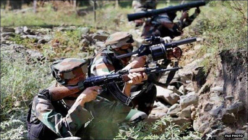 Pakistan violates ceasefire along LoC in J&K's Sunderbani sector; Indian Army retaliates befittingly