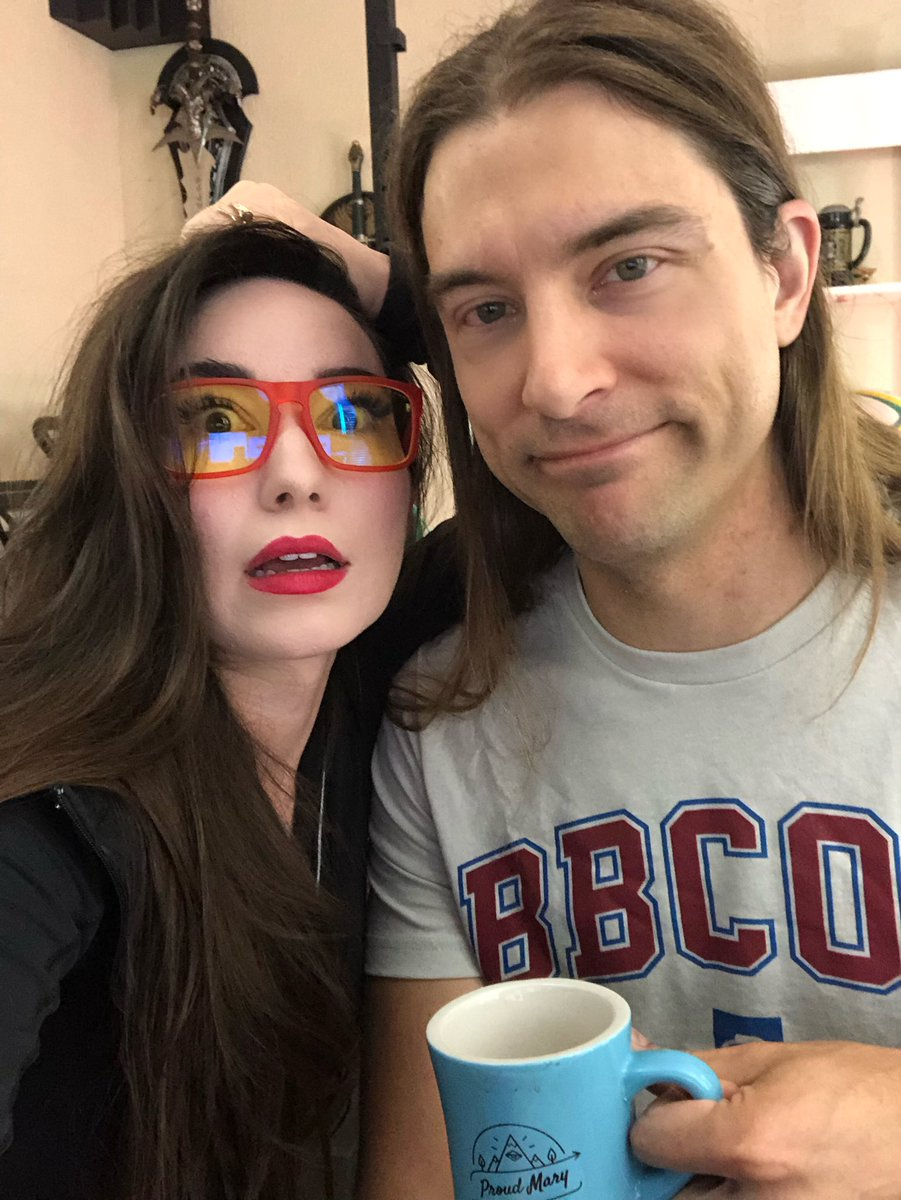 Q&A Coffee Hour is live! We definitely need more coffee this morning, come hang out: twitch.tv/heroesoffitness