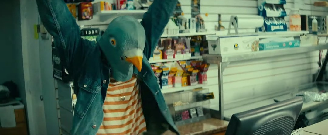 Remember when we thought Bill would play a pigeon in Spies In Disguise lmfao well