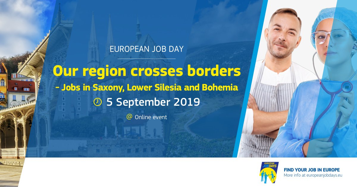 Risultati immagini per european job days on line