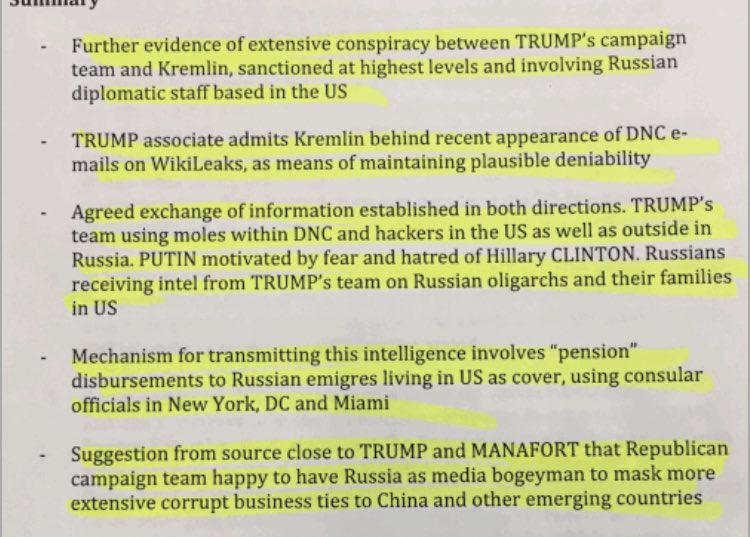 @FBI @TheJusticeDept @Comey I swear Mueller I dont know why you gave us a half a** Vol1 of the MuellerReport but u still got some explaining to do. Rereading the SteeleDossier and he knew what was up. Why are you covering this  up? WHY? [Eternally screaming] <br>http://pic.twitter.com/RvCEBj82pV