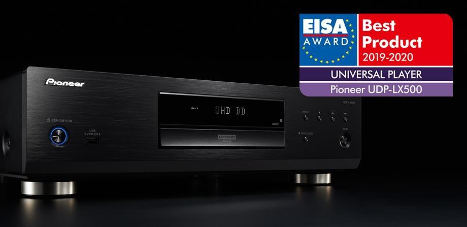 Best Blu Ray Player 2020.Ultra Hd Blu Ray On Twitter Pioneer Udp Lx500 Wins Best
