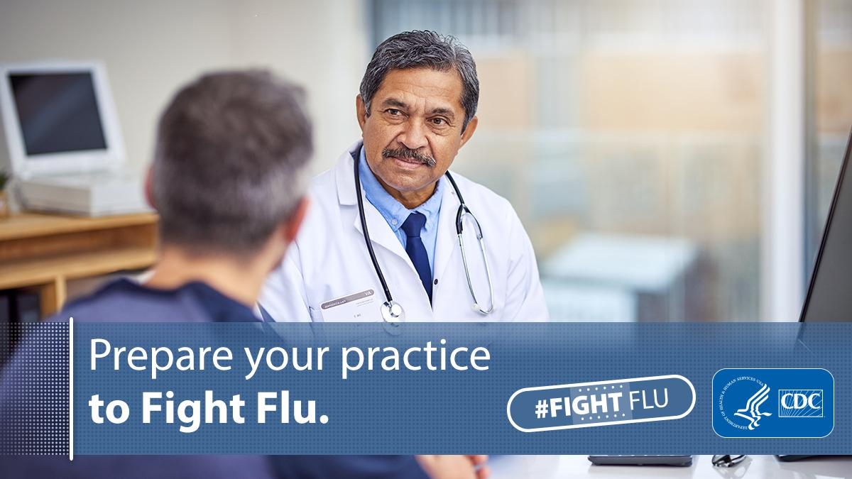test Twitter Media - #HCPs: As your office prepares for the upcoming #fluseason, check out CDC's toolkit of resources to help your staff make strong flu vaccine recommendations this fall. https://t.co/cTh3OEMTzV #FightFlu https://t.co/Xfm7RAPdkp
