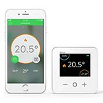 Image for the Tweet beginning: Drayton Wiser Smart Thermostat Heating