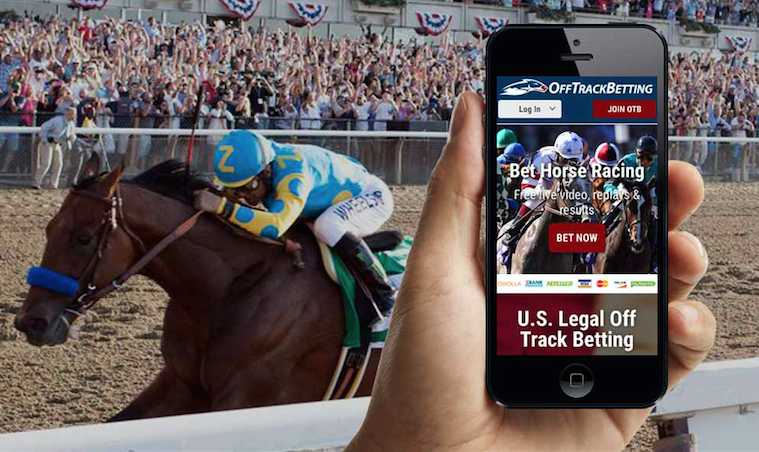 Off track betting mobile bet on every horse in the race