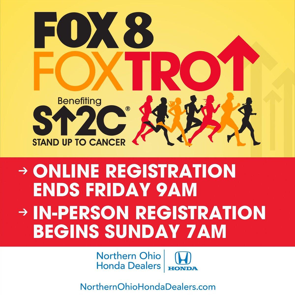 FOX 8 Fox Trot on Twitter: