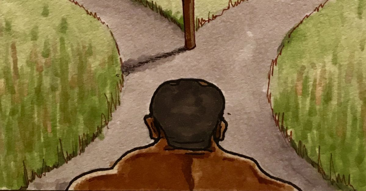 MMA SQUARED: Daniel Cormier is at a fork in the road. Which would you choose? https://t.co/dSKLG6yLUI https://t.co/cgTzYExvjj