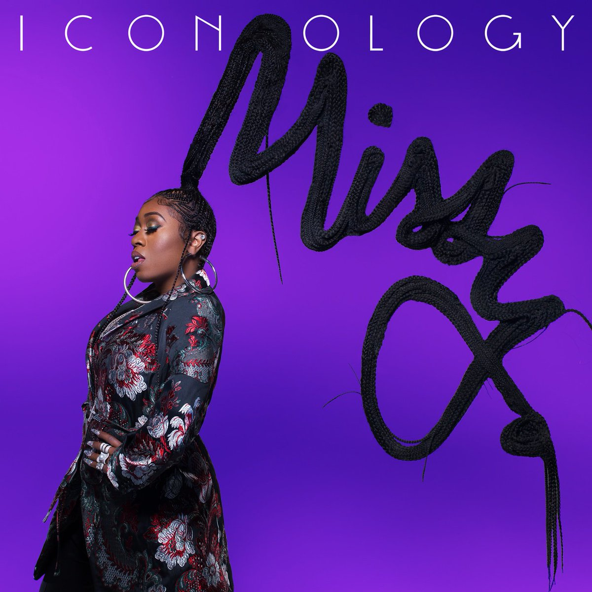 Are y'all ready for the Drip 🚰💧 @MissyElliott is bringing us #Iconology At midnight #ThrowItBack