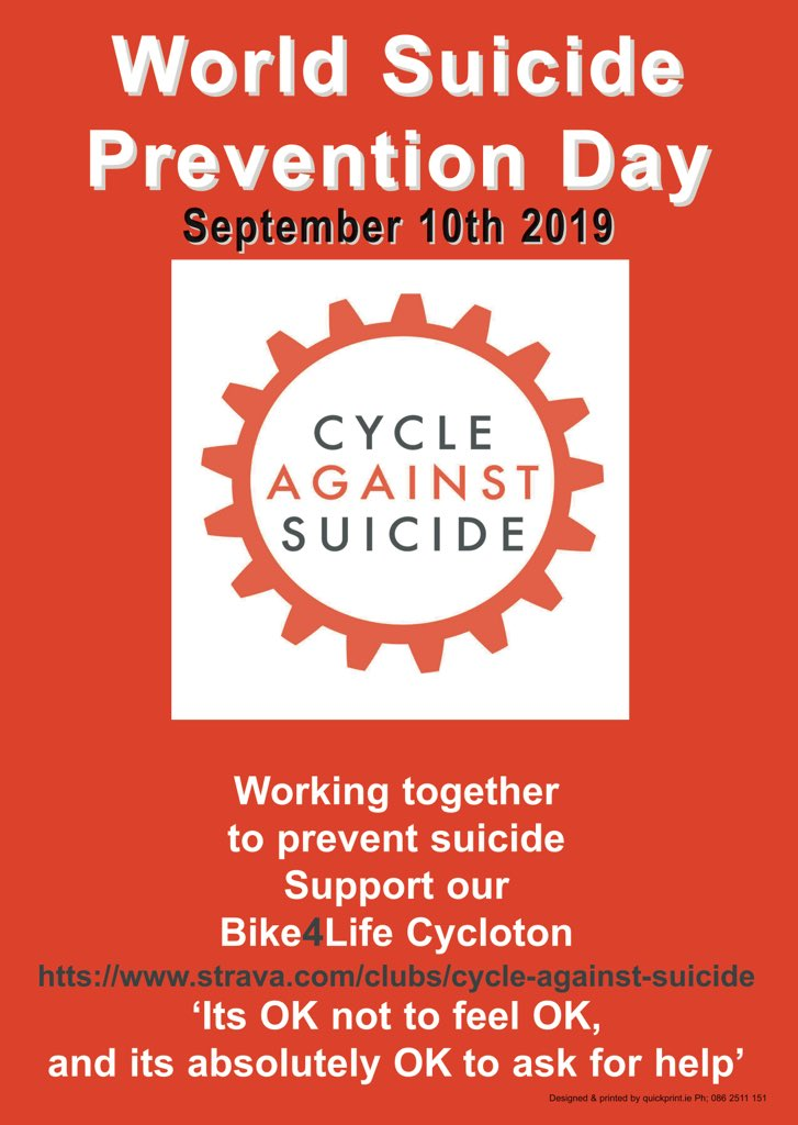 CycleAgainstSuicide (@CASuicide) | Twitter
