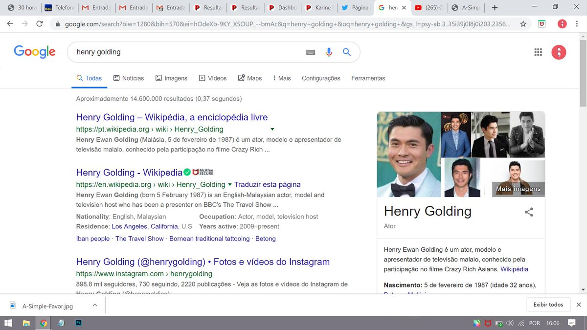oo also Henry Golding