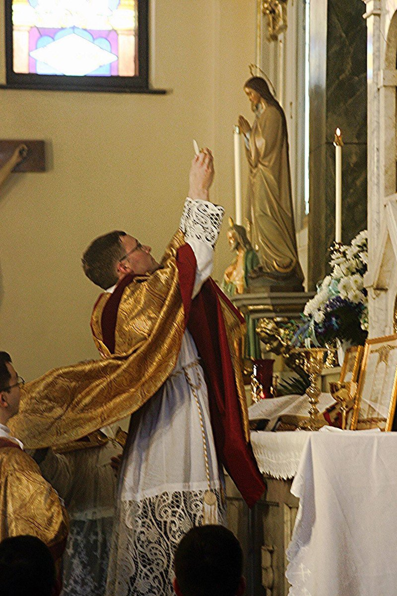 Institute of Christ the King Sovereign Priest (@ICKSP) | Twitter