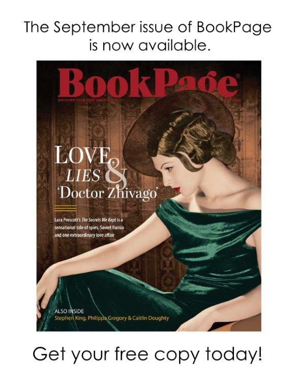 Image result for bookpage magazine