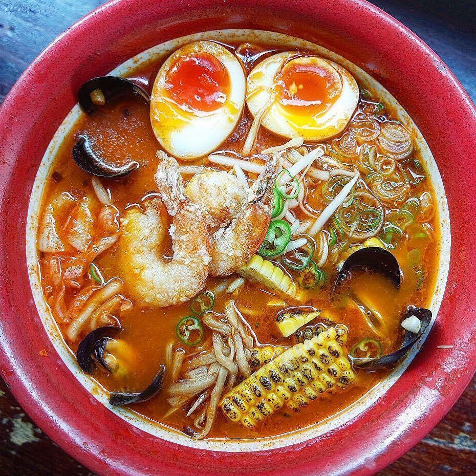 RAMEN MONDAYS – PRAWNS, MUSSELS, KIMCHEE, CORN ANDCHILLI!…  https://www. lunchesanddinners.sargentorecipes.com/ramen-mondays- prawns-mussels-kimchee-corn-and-chilli/  … <br>http://pic.twitter.com/MTfteoea1N