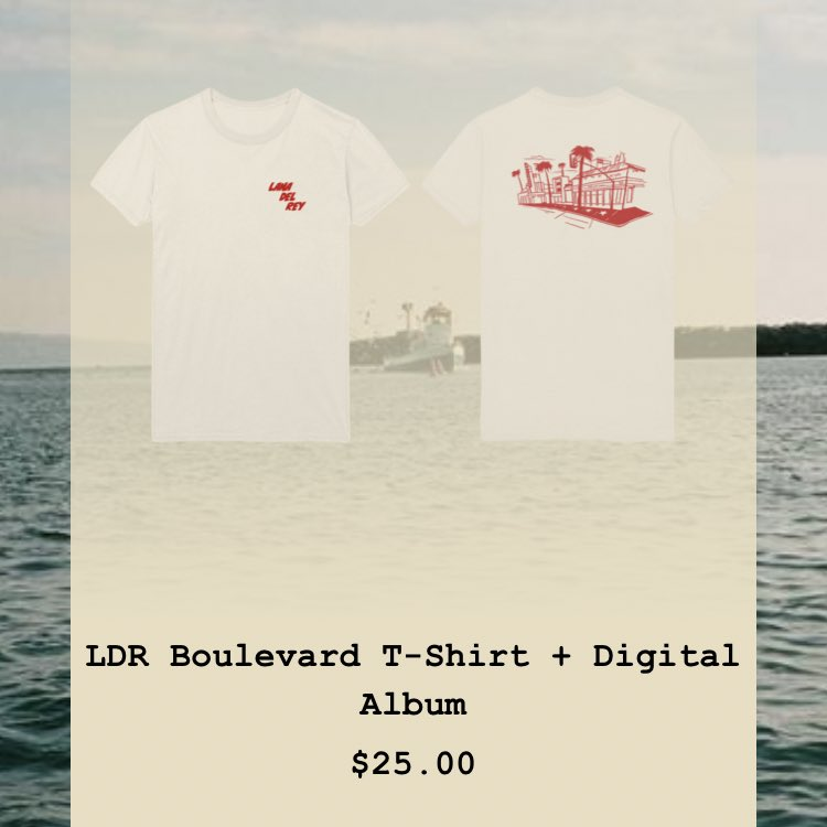 Lana Del Rey Info On Twitter More Exclusive Merch Items On Https T Co 1ncgthkfhk