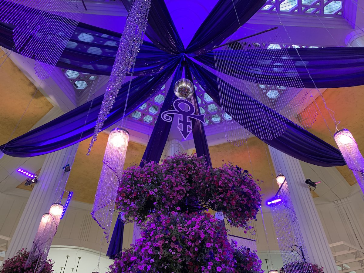 Prince is the star of the 'homegrown legends' in Minnesota State Fair 'Floralpalooza'   ... #Prince4Ever   https:// blog.thecurrent.org/2019/08/prince -is-the-star-of-the-homegrown-legends-in-minnesota-state-fair-floralpalooza/  … <br>http://pic.twitter.com/dS8ju5Bq0T