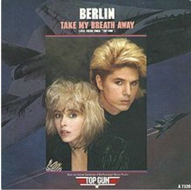 """Which 80s SONG Do You Prefer? Berlin """"Take My Breath Away"""