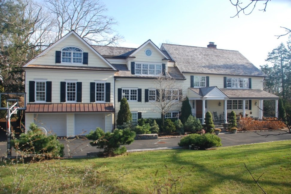 #ThursdayThoughts: The goal of an addition is to make it look like it's always been there.  Contact us for a free consultation.  https://www. demottearchitects.com /      #beforeandafter #homeaddition #fairfieldcountyct #greenwichct #westchestercountyny #designinspo<br>http://pic.twitter.com/SYxCUGWNuz