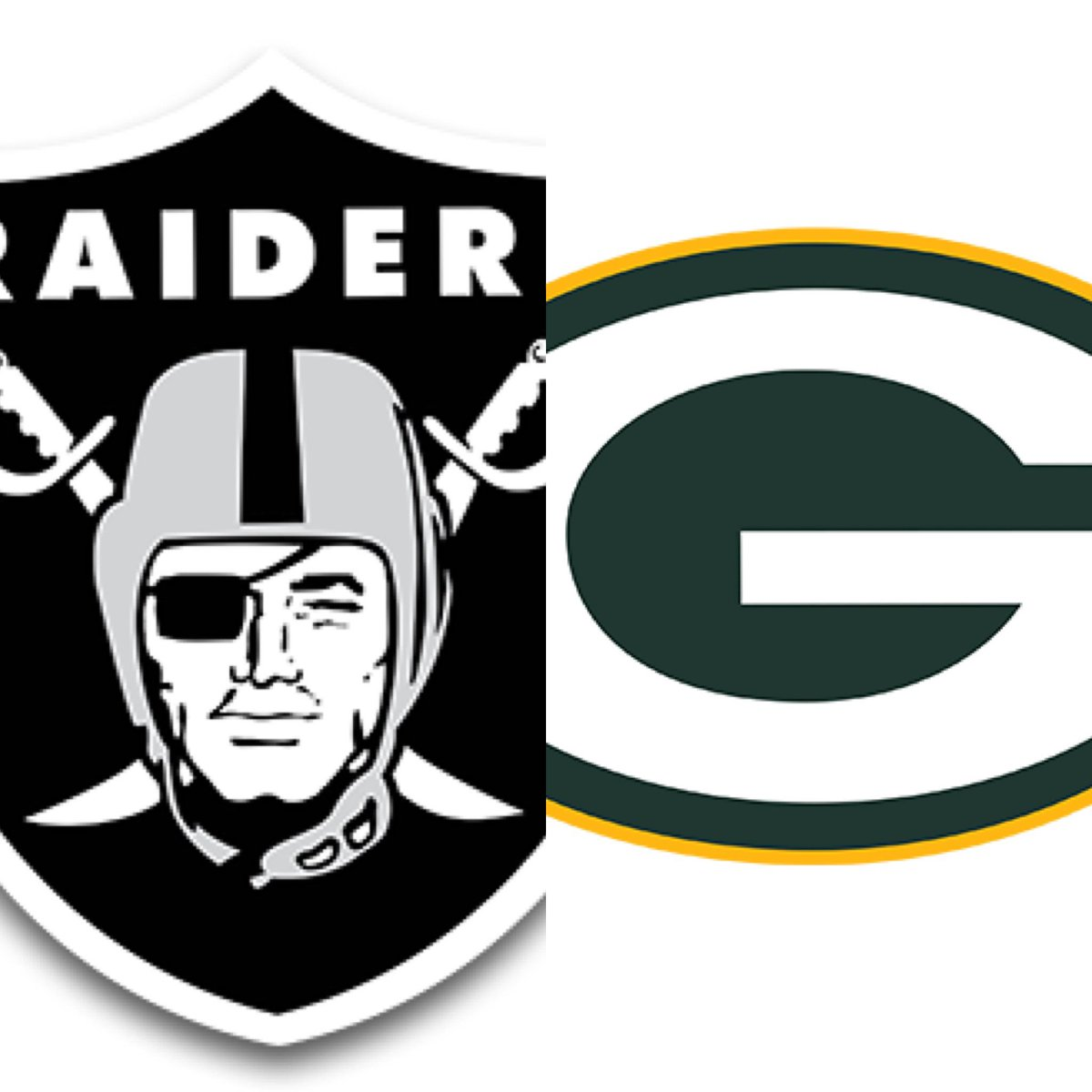 Who do you in the @NFL game tonight @Raiders or @packers