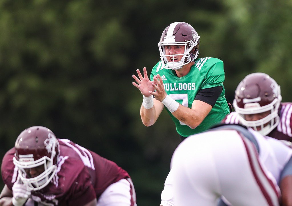 @HailStateFB's photo on Tommy Stevens