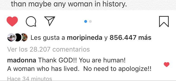 Madonna and Bella Thorne has recently shown their support towards Miley on their social media platforms. https://t.co/VzAC2pdTWO