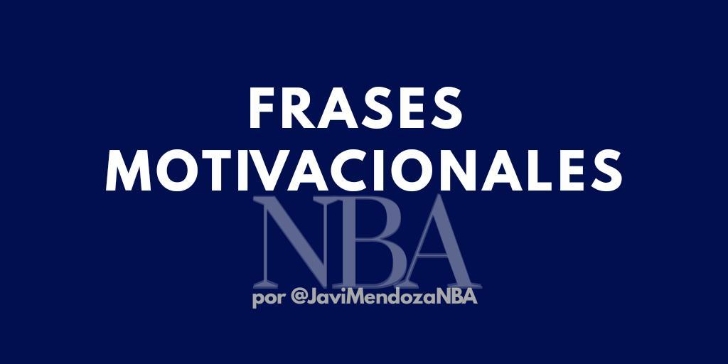 Javi Mendoza Nba Auf Twitter Hilo Lite Frases