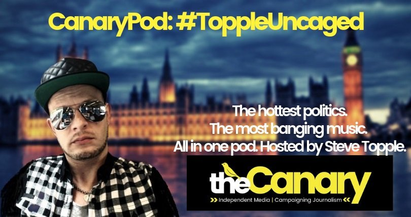 OI TWITTER 🔊⬇️ YES its that time again 😅 No #bbcqt? No problem! Its #TwitterChirpsBack 🐤 for my #Podcast #ToppleUncaged YOU tell ME YOUR views on the biggest stories 😤 WELL? #AmazonFire? #Pensions? #Greenland? REPLY TO THIS TWEET & ILL READ THEM OUT ON SUNDAY⬇️RT PLS