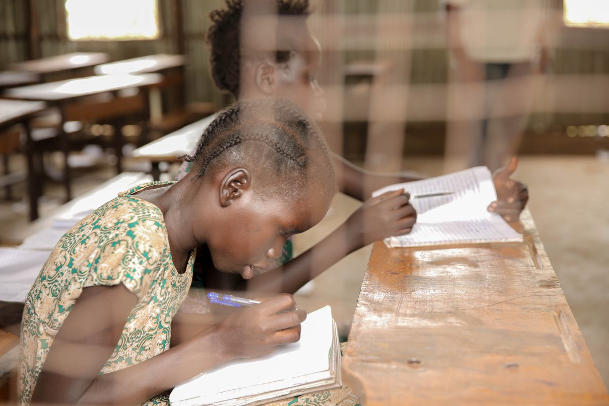 All children have the right to quality, inclusive #education. All children in all settings, all of the time. Please RT if you agree! #EducationCannotWait pic: @UNICEF
