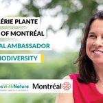 Image for the Tweet beginning: Congratulations to #Montreal Mayor @Val_Plante
