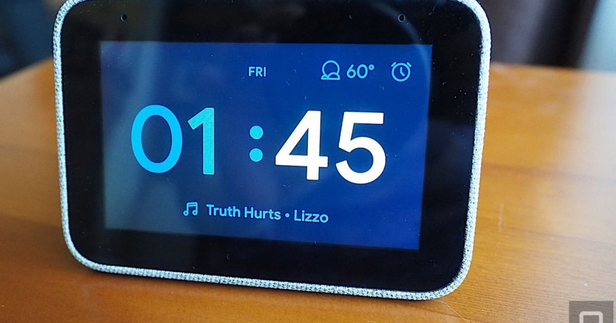 Lenovo's Smart Clock becomes a more capable home hub