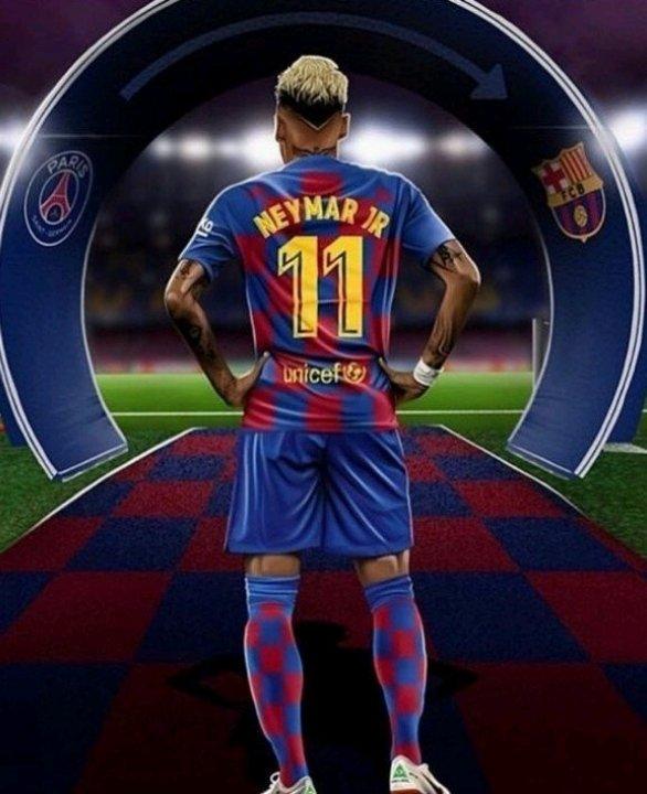 Neymar  will be at Barcelona  next  week https://t.co/cpPjirlqVF