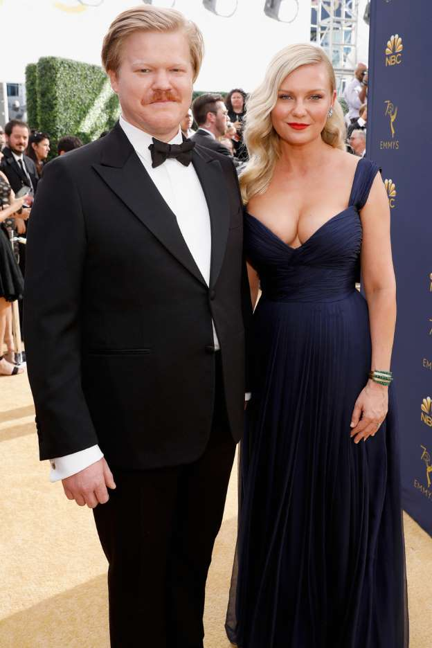 We also need to respect Kirsten Dunst and Jesse Plemons as one of the great sinfully underrated celebrity couples.