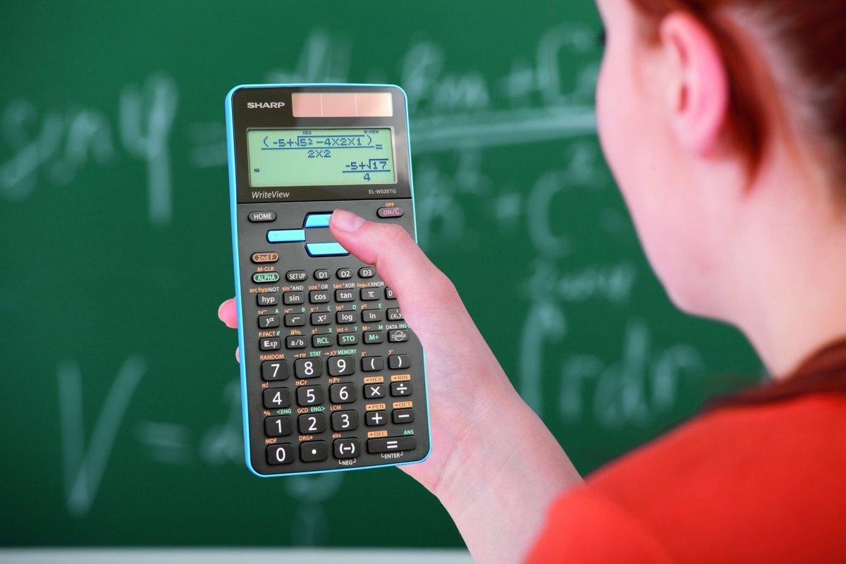 Back to School Scientific Engineering Calculator Stationery Mathematics Maths