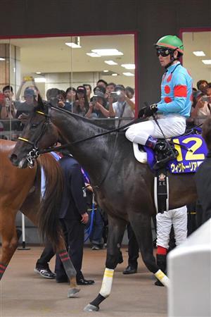 オークス4着以来、休養中のウィクトーリア(美・小島)は21日に帰厩。調整をした後、栗東トレセンに移動しローズSから秋華賞へ向かう予定。日本ダービー17着のサトノルークス(栗・池江)は川田騎手でセントライト記念から始動。僚馬ジャンダルム(牡4)は藤井騎手で京成杯AHへ。 https://t.co/hSEHJCtFHJ