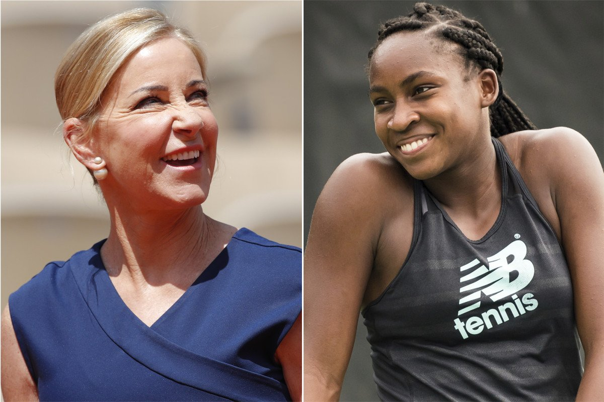 RT @nypost: Chris Evert: Winning US Open isn't best thing for Coco Gauff https://t.co/umSpiL6VZe https://t.co/se4CNRO3T0