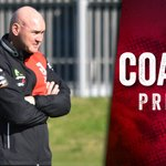 Image for the Tweet beginning: Coach's preview | Paul McGregor