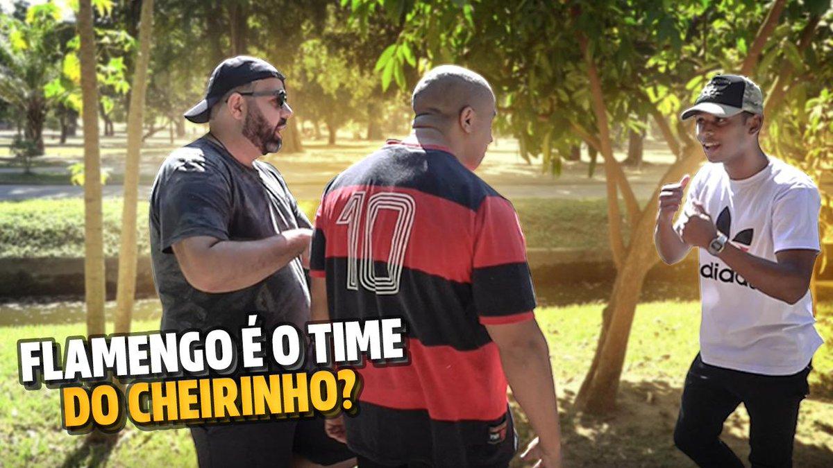 Vídeo novo!Mudando de opinião: FLAMENGO É O TIME DO CHEIRINHO? https://www.youtube.com/watch?v=S7zcf5evJAg&t=634s…40 RTS É SHOW DE BOLA!