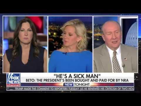 Mixed Messages on Gun Control - Leslie Marshall on Fox News at Night 8/21/19 youtu.be/SqMu3GkeaMU #GunControl