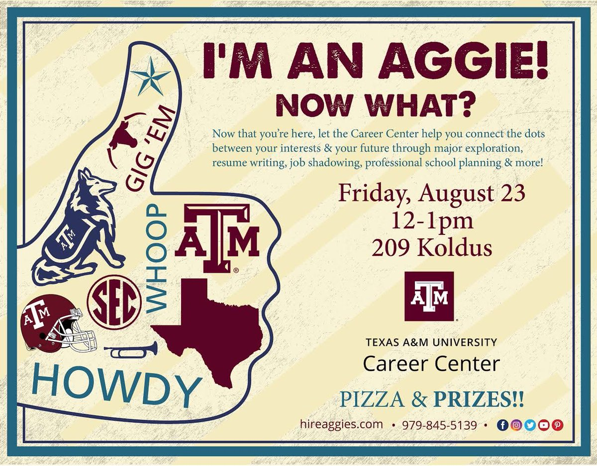 Career Fair Tamu Spring 2020.Tamu Career Center Hireaggies Twitter