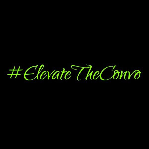 I will be blowing up your feed with #ElevateTheConvo tweets for the next hour! But that won't bother you bc you care about suicide prevention, right? It's a great day to save lives!  <br>http://pic.twitter.com/7WKs88DiCt