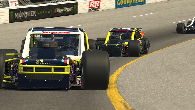 Rising sim racing stars get behind the wheel of NASCAR Whelen Modifieds for Round 3 of the eNASCAR IGNITE Series Playoffs.  🔴 LIVE COVERAGE: https://t.co/sJQTuKa