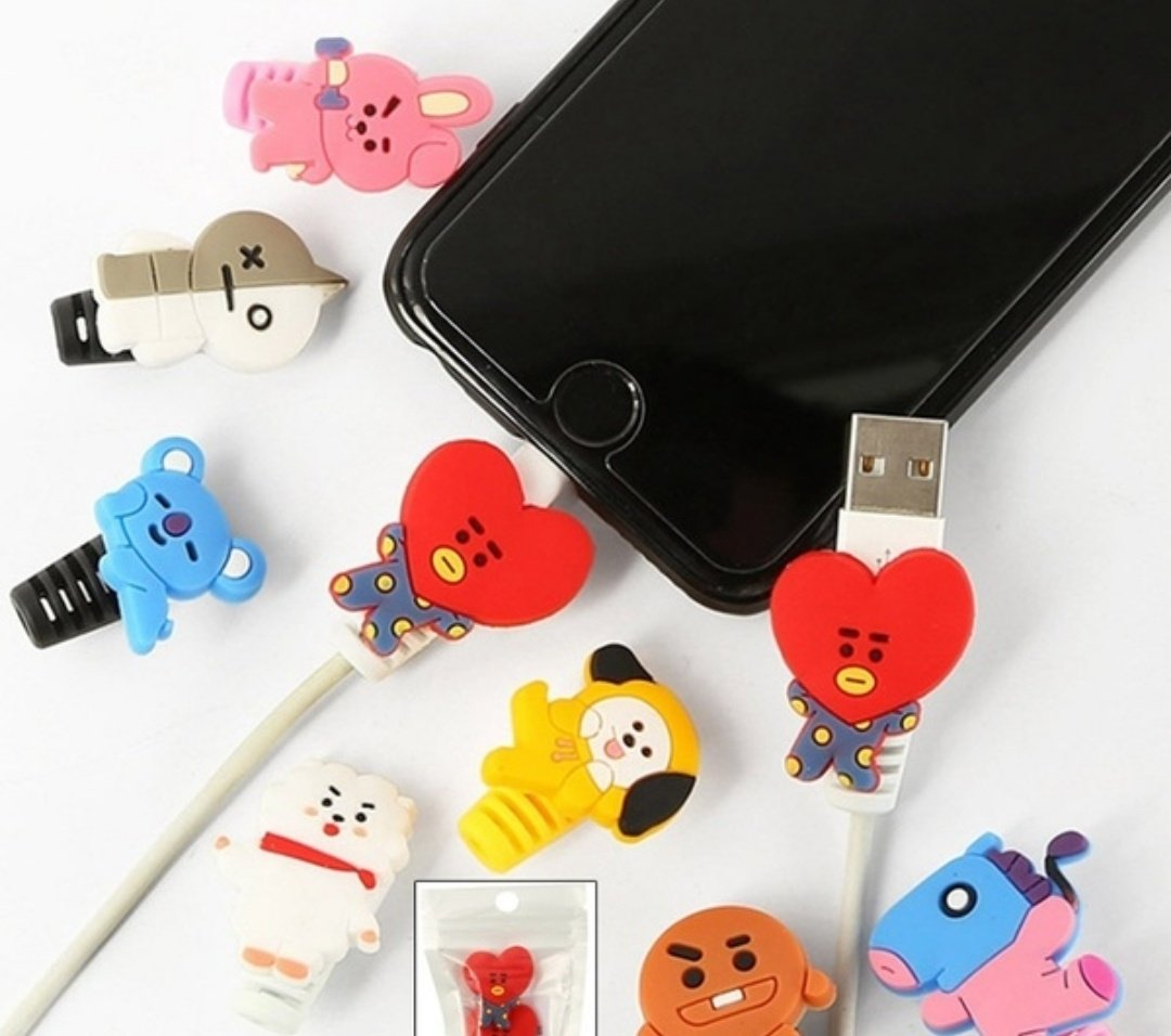 Giveaway   》 Unofficial BT21 Cable bites 《  *please follow all the rules to qualify for this GA  Rules:  Follow Me  RT  Reply with a picture of your bias   * ENDS IN 48 HRS *  #GIVEAWAY #BTS #BTSGiveaway #GIVEAWAY #BTSGA #GA #BT21GIVEAWAY #BT21 #BT21GA<br>http://pic.twitter.com/qXRfJMBCBT
