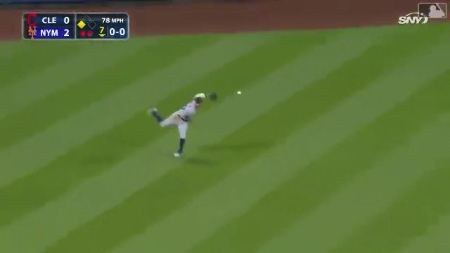 An absolute 🚀 and on 🎯 … what a throw 😱 (via @MLB)