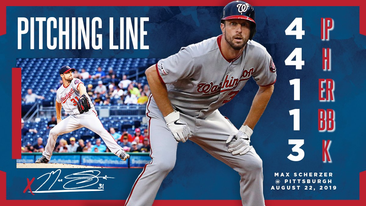 For hot Nats, Max's return 'icing on the cake'