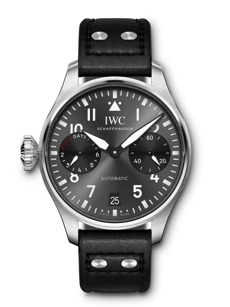 This new @IWC watch was designed for southpaws: https://t.co/B82Wa61Ibq https://t.co/QL7XLWnuPQ