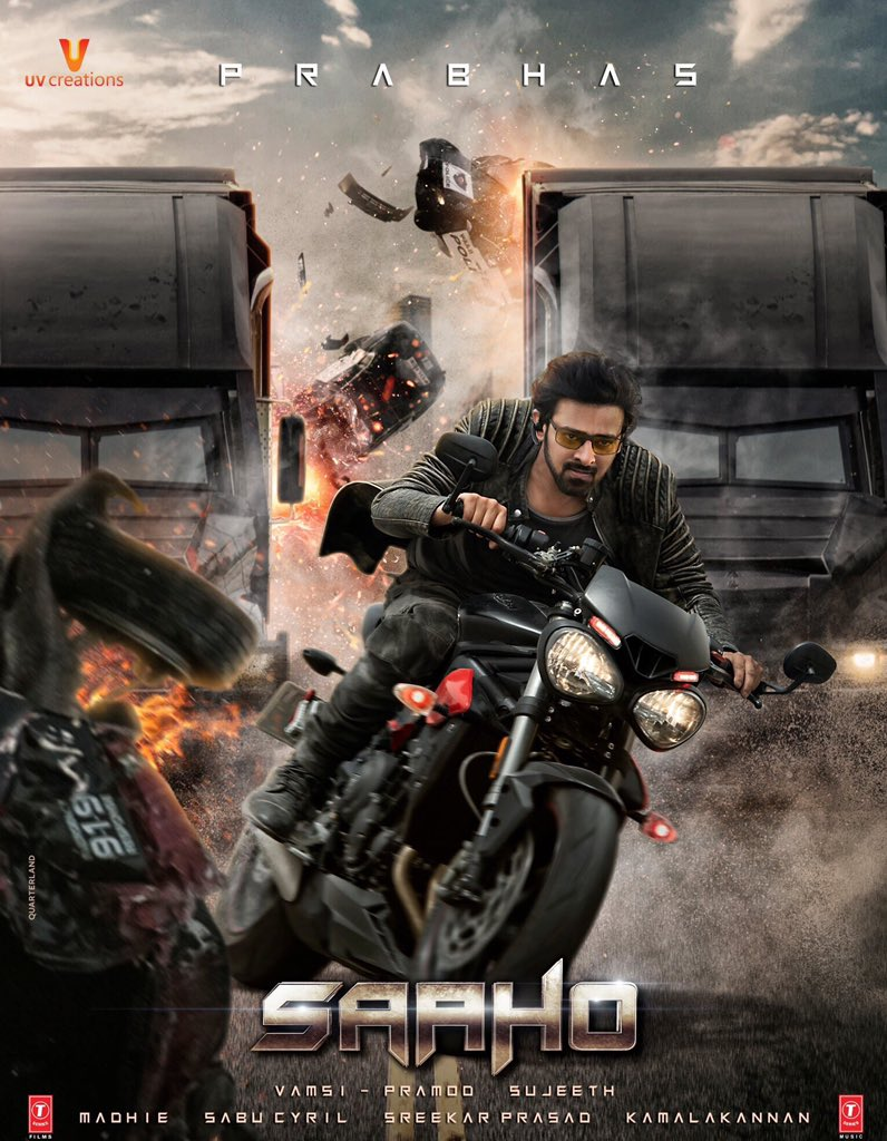 #Saaho confirmed to Release with upto ₹200/- Pricing all over AP even in Single Screens!. Extra Shows Permission awaited. #SaahoIn7Days <br>http://pic.twitter.com/yKx5jYYHyG