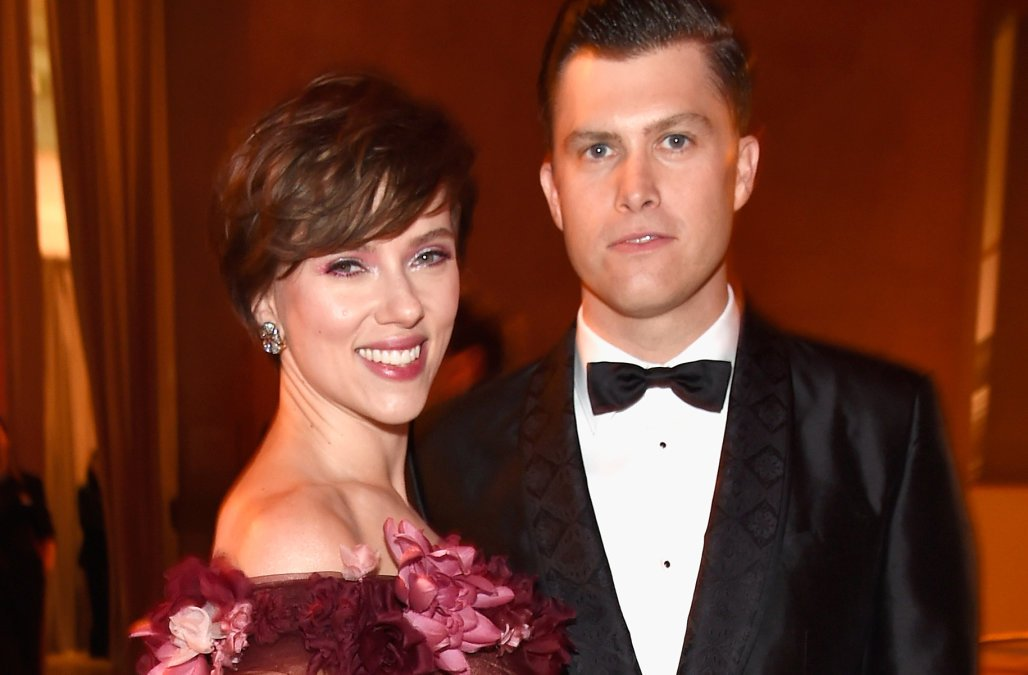 Colin Jost: I was 'scared of marriage' before Scarlett Johansson proposal - AOL https://t.co/ygpc7xRSG3 https://t.co/Be5hr8tZ6H