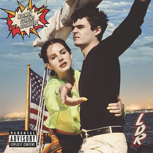 Lana Del Rey California Lyrics