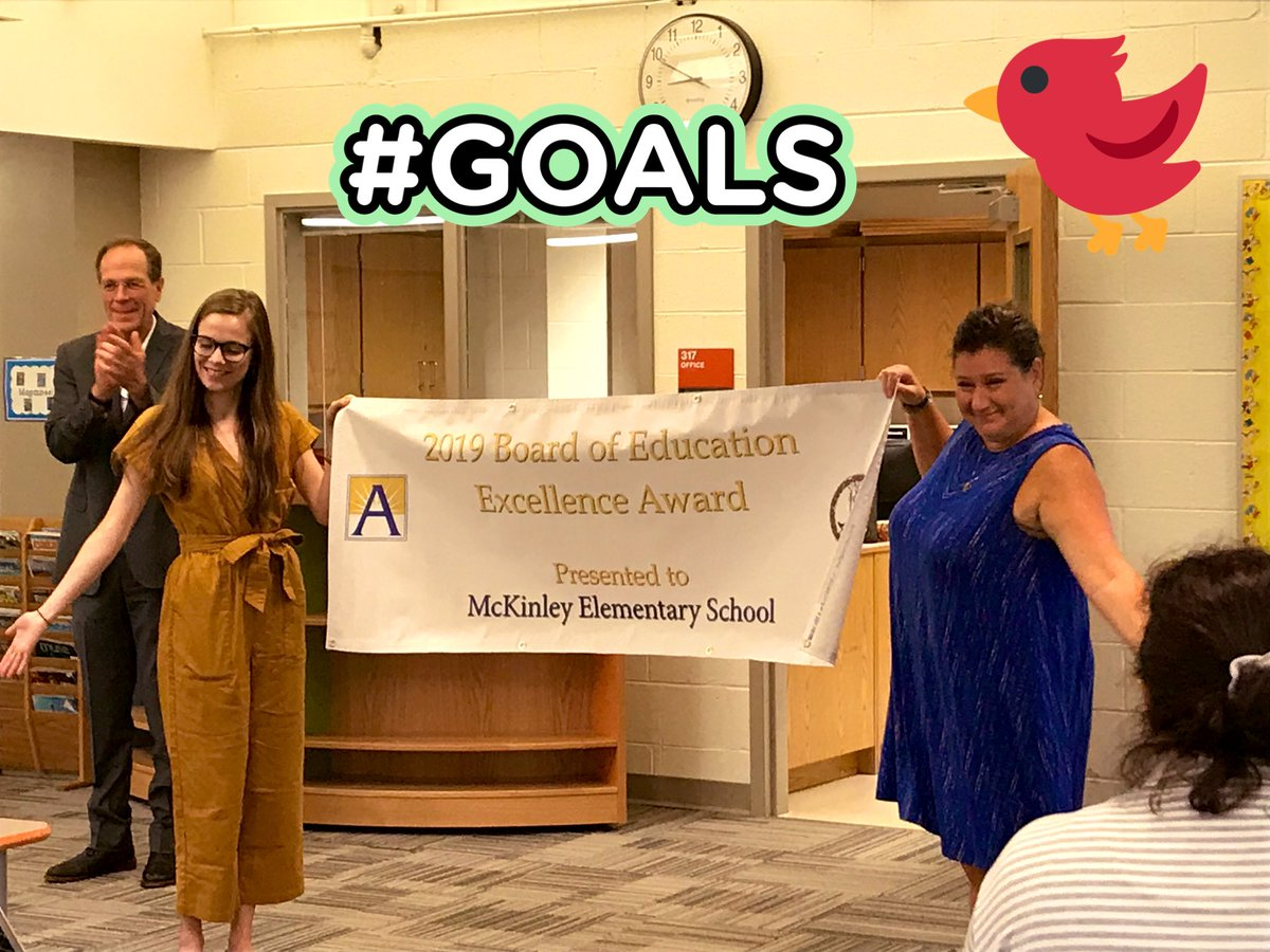 McKinley for the winnn! I feel so lucky to come to work here every day. <a target='_blank' href='http://search.twitter.com/search?q=APSisawesome'><a target='_blank' href='https://twitter.com/hashtag/APSisawesome?src=hash'>#APSisawesome</a></a> <a target='_blank' href='http://search.twitter.com/search?q=MCKAPS'><a target='_blank' href='https://twitter.com/hashtag/MCKAPS?src=hash'>#MCKAPS</a></a> <a target='_blank' href='https://t.co/srkqUnDLxp'>https://t.co/srkqUnDLxp</a>