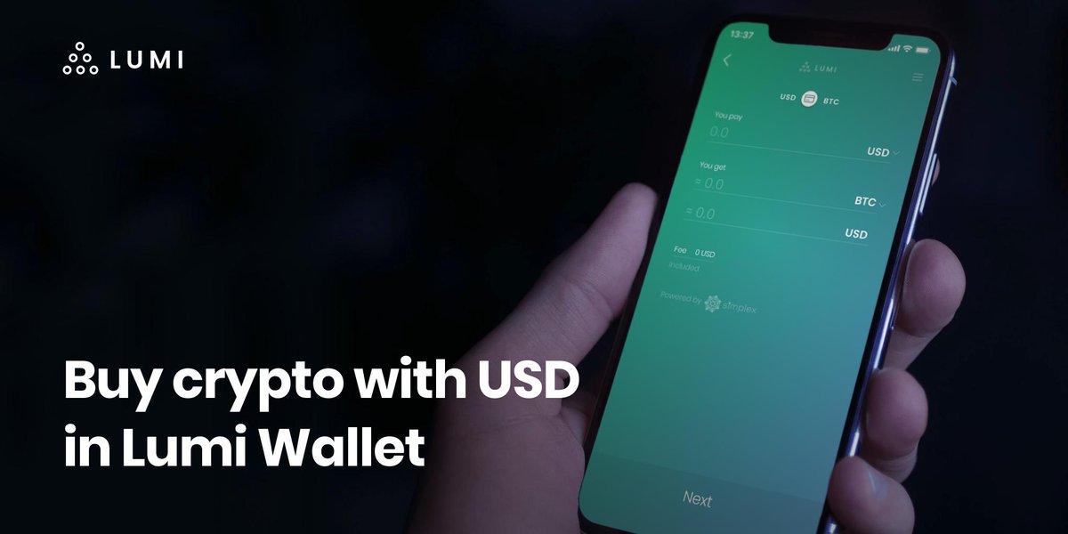 Lumi Blockchain Wallet (@Lumi_wallet) | Twitter