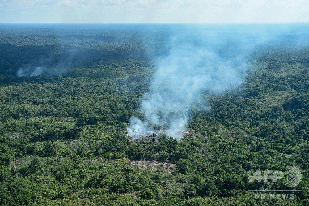 【検証】アマゾン火災、無関係の写真がネットの怒り煽る 写真5枚 国際ニュース:AFPBB News【8月23日 AFP】ブラジル北部のアマゾン(Amazon)熱帯雨林でここ数週間にわたり広がる火災を写したとされる写真がソーシャルメディア上で拡散しているが…